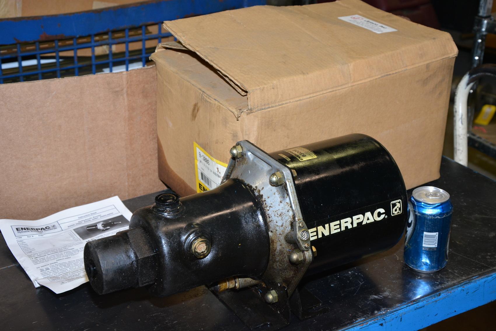 Enerpac Air Hydraulic Pump Wiring Diagram