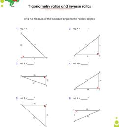 Basics trigonometry problems and answers pdf for grade 10 [ 1100 x 850 Pixel ]