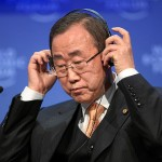 Ban Ki-moon, Secretary-General of the United Nations. Photo: WEF.
