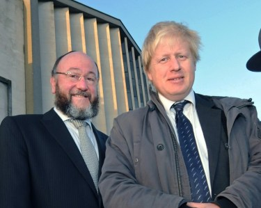boris johnson rabbi mirvis