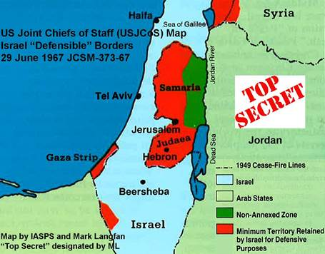 What American Generals Knew About Peace Jewish Israel