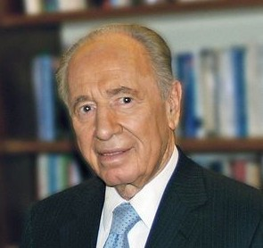 Israeli President Shimon Peres. Photo: Wikimedia Commons.