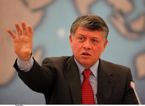 El rey Abdullah II de Jordania.  Foto: Chatham House.