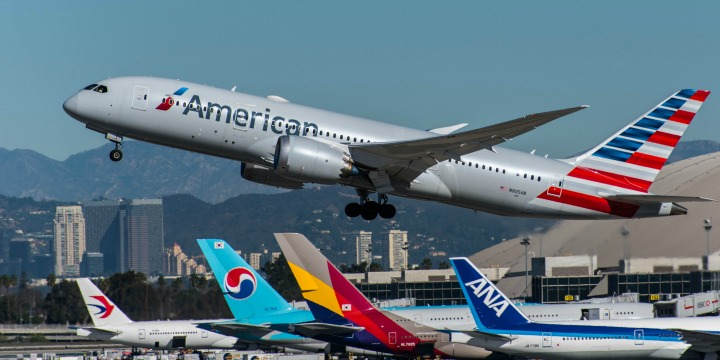 american airlines to fly
