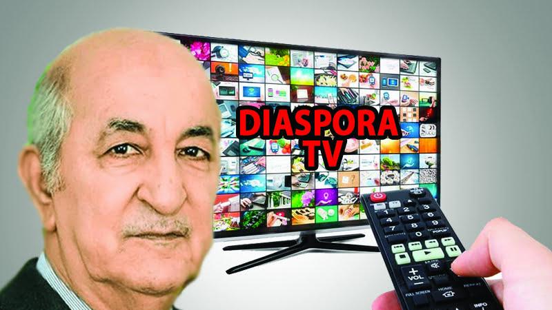 Abdelmadjid Tebboune - diaspora tv