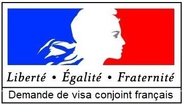 Dossier demande de visa conjoint français