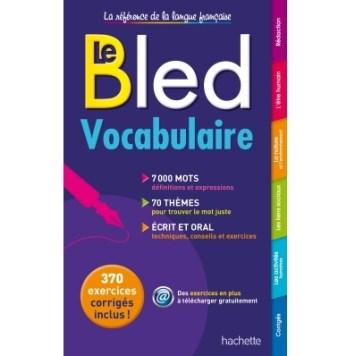 Le Bled Vocabulaire disponible en vente en ligne en Algérie