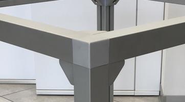 Profili alluminio  ALGO ALLUMINIO