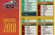 Horarios para The Juergas Rock Festival