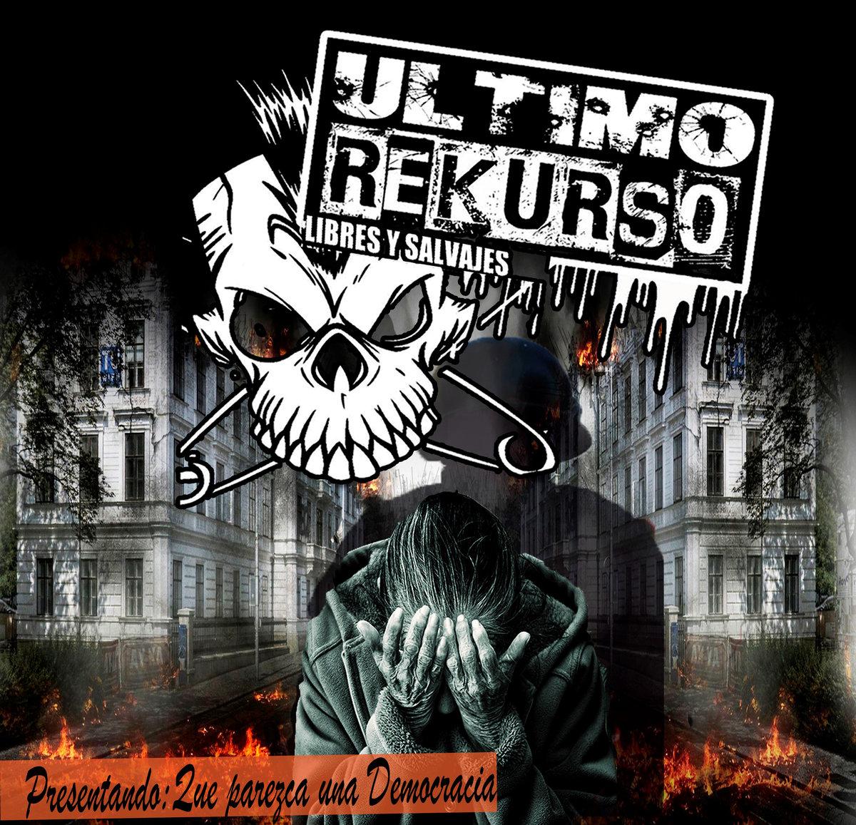 ULTIMO REKURSO presentan su nuevo videoclip del tema «Hijos De La Oscuridad»