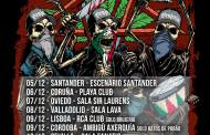 BRUJERIA + RATOS DE PORAO de gira por España