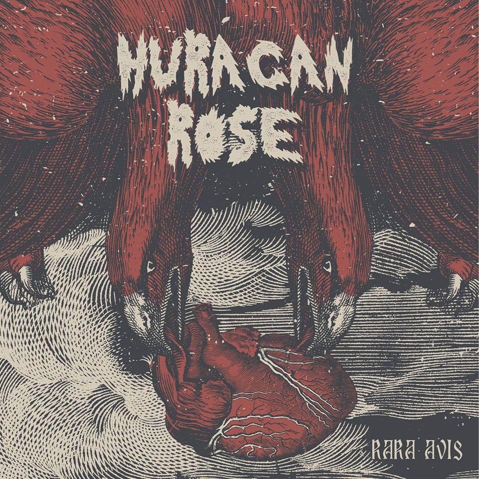 [Reseña] de «Rara Avis» segundo disco de HURACAN ROSE
