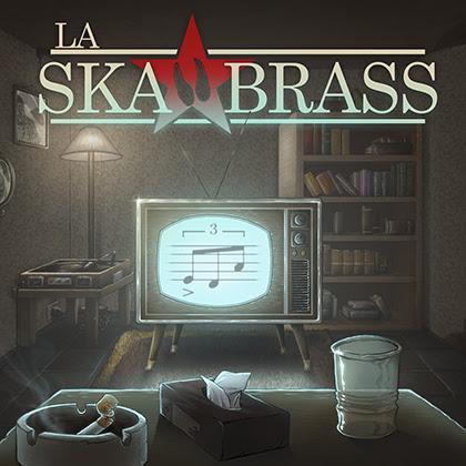 LA SKA BRASS: Estrenan el vídeo-lyric «Un Ciudadano Ejemplar», adelanto de su nuevo disco