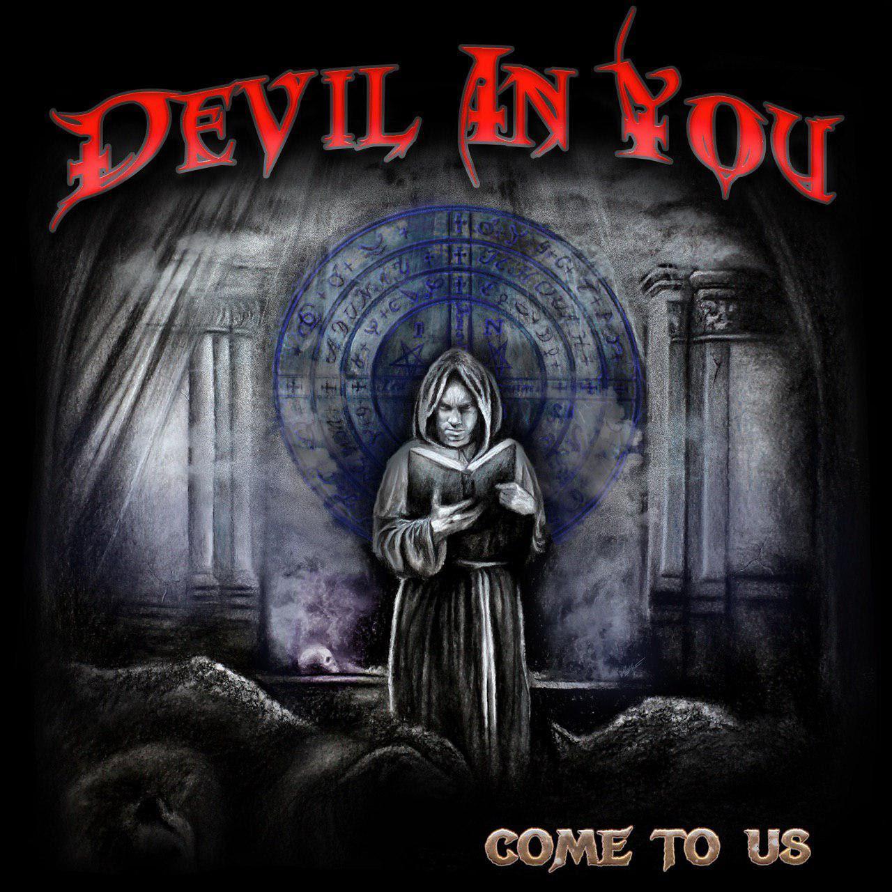 DEVIL IN YOU presentan la portada de su nuevo disco