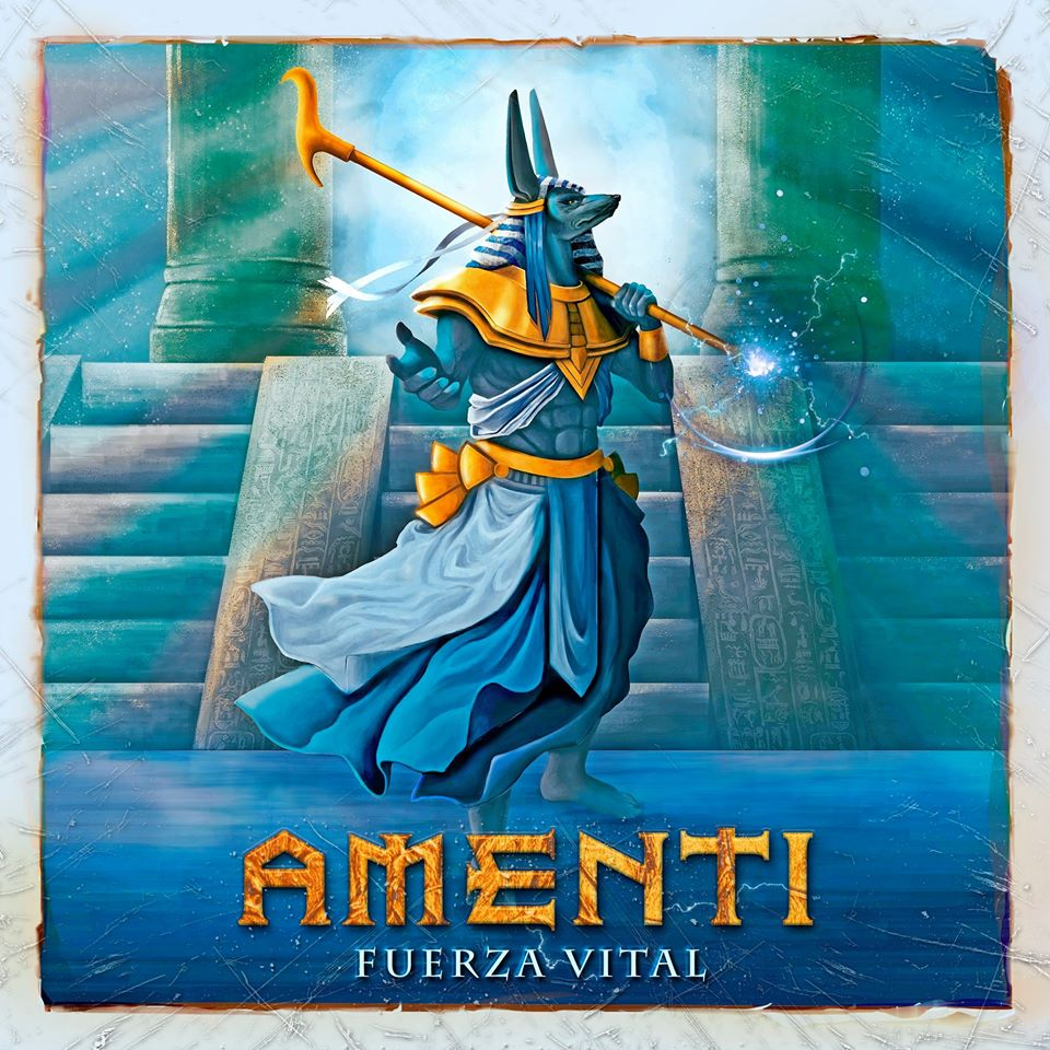 [Reseña] «Fuerza Vital» el nuevo disco de AMENTI