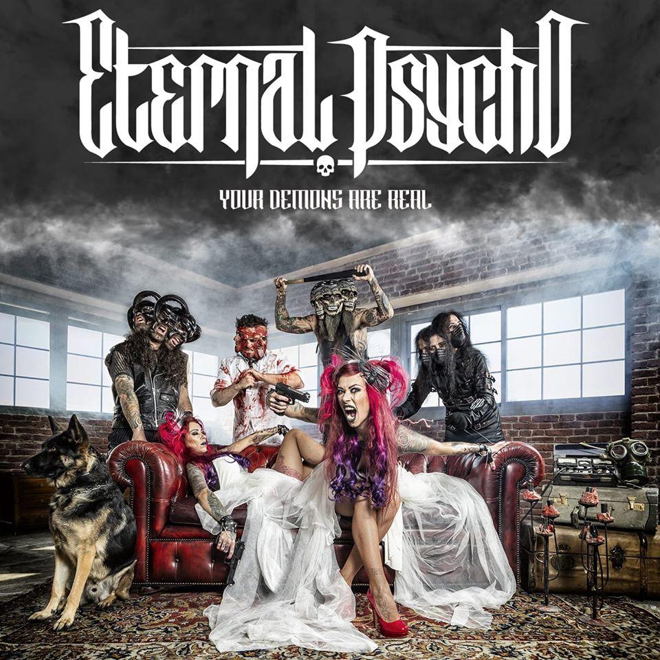 [Reseña] «Your Demons Are Real» nuevo disco de ETERNAL PSYCHO