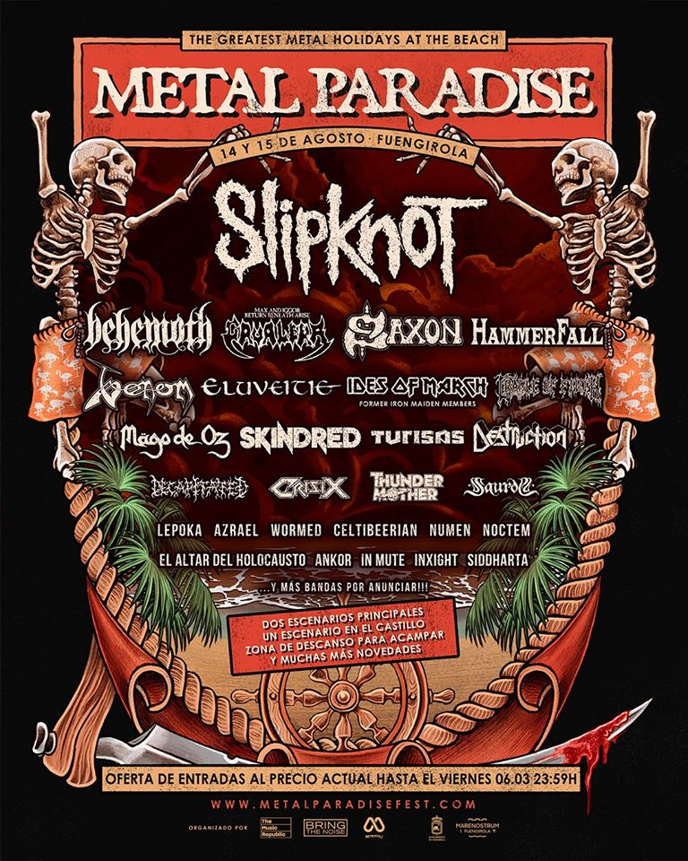 METAL PARADISE FESTIVAL 2020