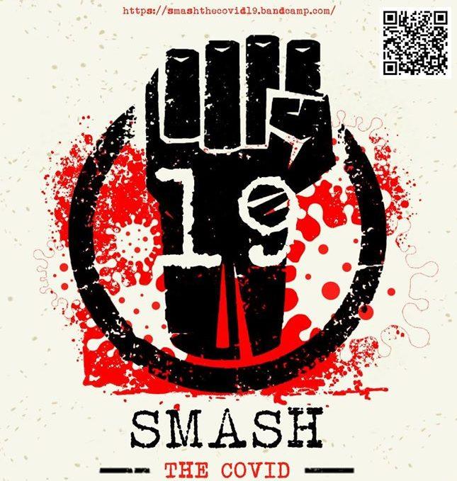 [Entrevista] La Chusma Crew – Nuevo proyecto Smash The Covid-19