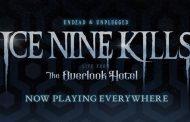Ice Nine Kills publican su nuevo EP acústico «Live From The Overlook Hotel»