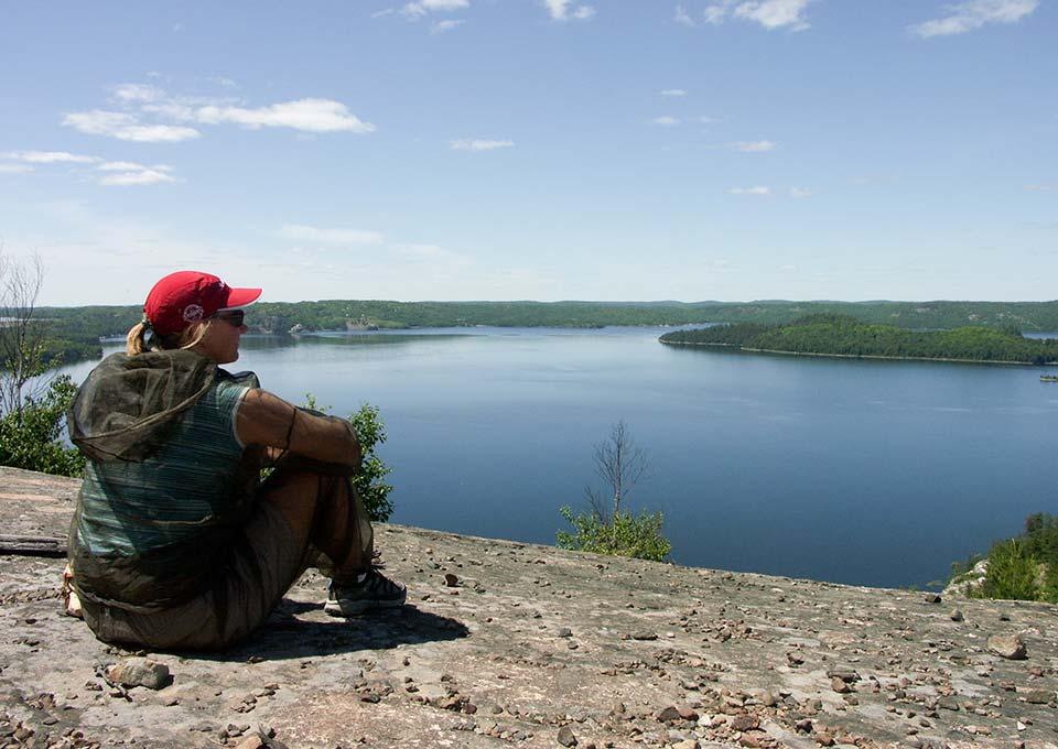 Elliot Lake Northern Ontario Canada