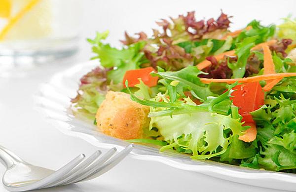 Pautas para cenar de forma saludable