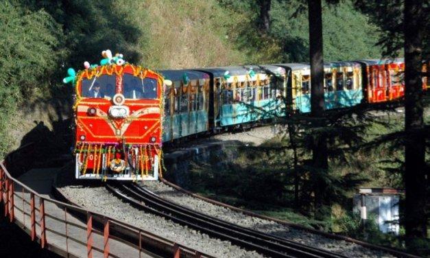 El tren a Goa, un Adiós y una Bandera