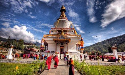 """""""Estimado Rey de Bután, me llamo Alfonso Rovira y le escribo porque soy un Soñador"""": Bután y el Sistema de la Felicidad (1/2?)"""