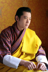 Majestad King Jigme Khesar Namgyel Wangchuck - Foto de commons.wikimedia.org