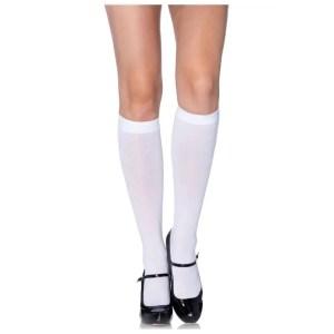 Shawn White Opaque Knee High Socks by Leg Avenue
