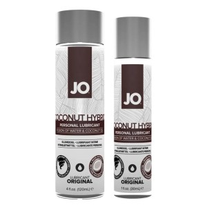 System Jo Hybrid Coconut Personal Lubricant