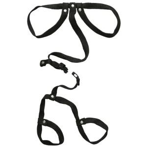 S&M Sex and Mischief - Adjustable Rope Restraints