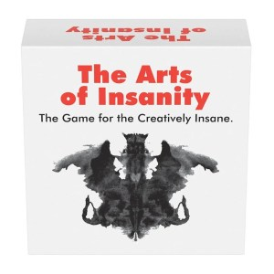 The Arts of Insanity Card Game