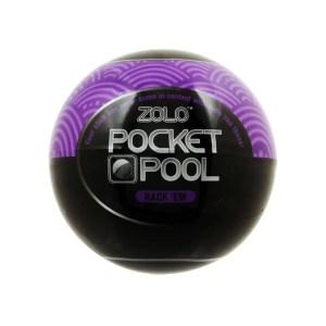 Zolo Pocket Pool Rack Em Masturbation Sleeve