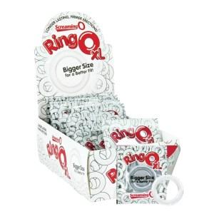 RingO XL Silicone Penis Rings – 18 pieces