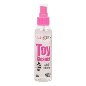 Anti-Bacterial Toy Cleaner With Aloe Vera 4.3oz by Calexotics