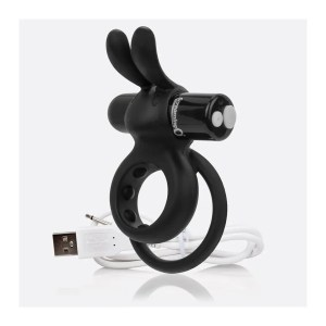 Ohare Rechargeable Vibrating Silicone Penis Ring