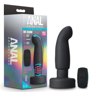 Anal Adventures Circuit - Silicone Rechargeable Anal Plug