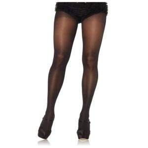Plus Suki Sheer Tights in Black – by Leg Avenue