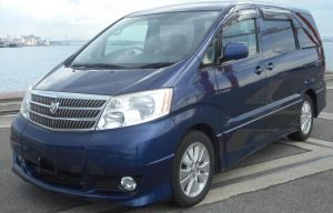 all new alphard 2018 harga grand avanza semarang toyota for sale import cars from japan to uk hybrid registered algys autos best value