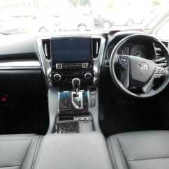 All New Alphard 2018 Facelift Yaris Trd Sportivo 2014 Toyota For Sale Import Cars From Japan To Uk Year 2016 Luxury Mpv