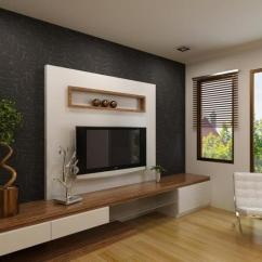 Mission Style Oak Sofa Table Colours Design Elegant White Tv Cabinet With Contrast Wallpaper Ipc338 ...