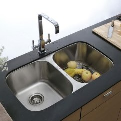 Kitchen Sink Designs Undermount Double Design Ipc325