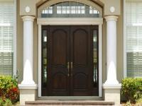 Modern Front Door With Side Panel Ipc453 - Front Door ...