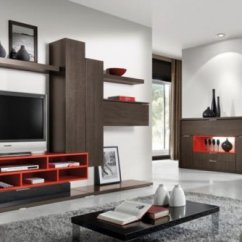 Tv Cabinet For Living Room Inspiration Small Apartment Modern Decoration With Minimalist Lcd Design Ipc215 Designs Al Habib Panel Doors