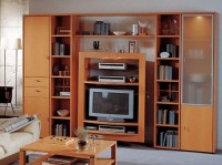Living Room Lcd Tv Cabinet Design Ipc214