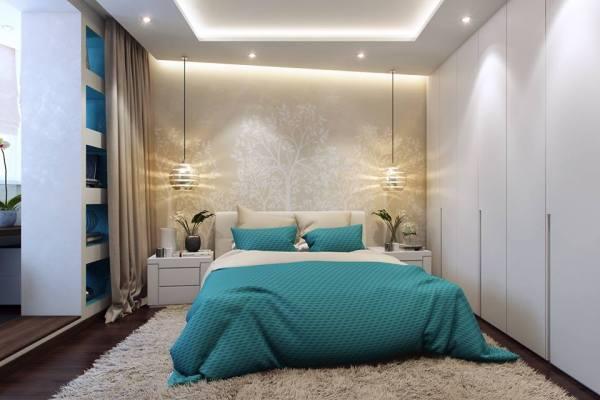 unique bedroom room decorating ideas Cream Brown Rust Bedroom Design Ipc135 - Unique Bedroom Designs - Al Habib Panel Doors