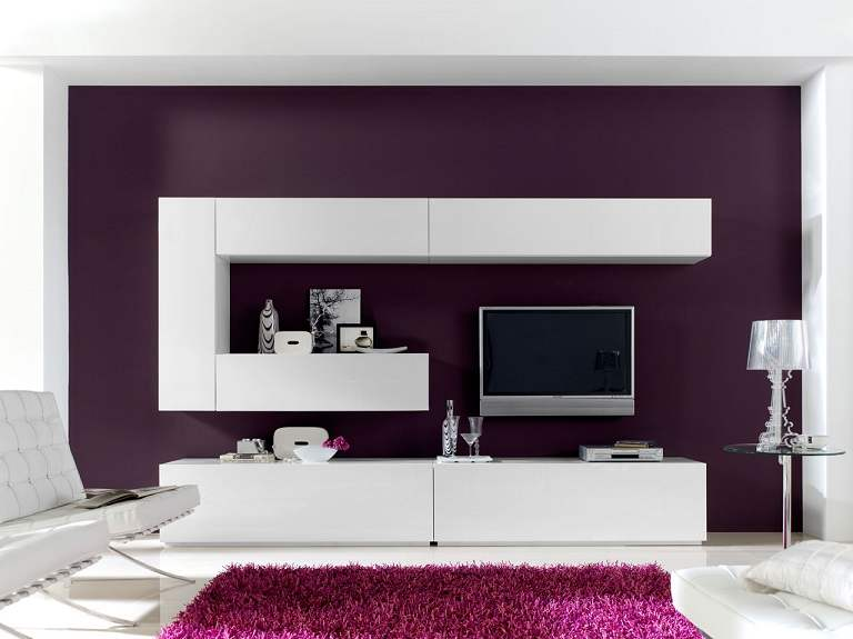 Lcd Tv Interior Design