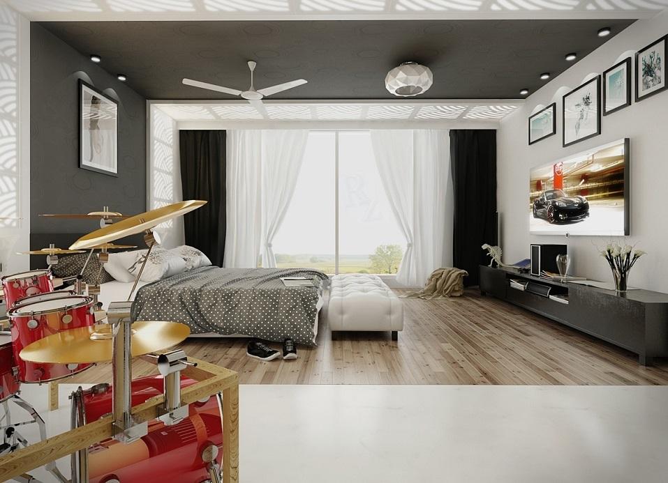 Bedroom Art And Lighting Design Ipc251 Newest Bedroom