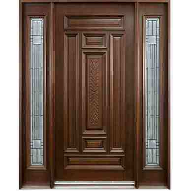 Wood Door. Code is HPD420. Product of Doors - Available in Diyar wood ...