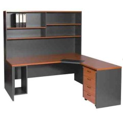 Study Table And Chair For Kids Office Support Cushion Shelves Hpd260 - Al Habib Panel Doors